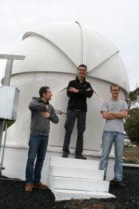 Solaris Team and Dome