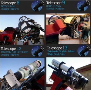 itelescope scopes