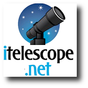 iTelescope cponsors AstroPodcast